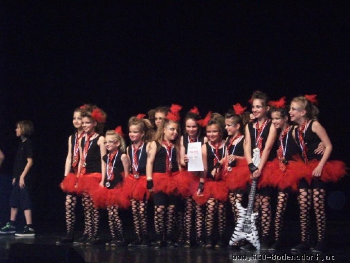 tänzerinnen bei lets dance